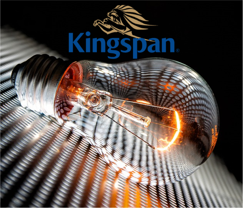 Kingspan achieve improved energy performance with ISO 50001