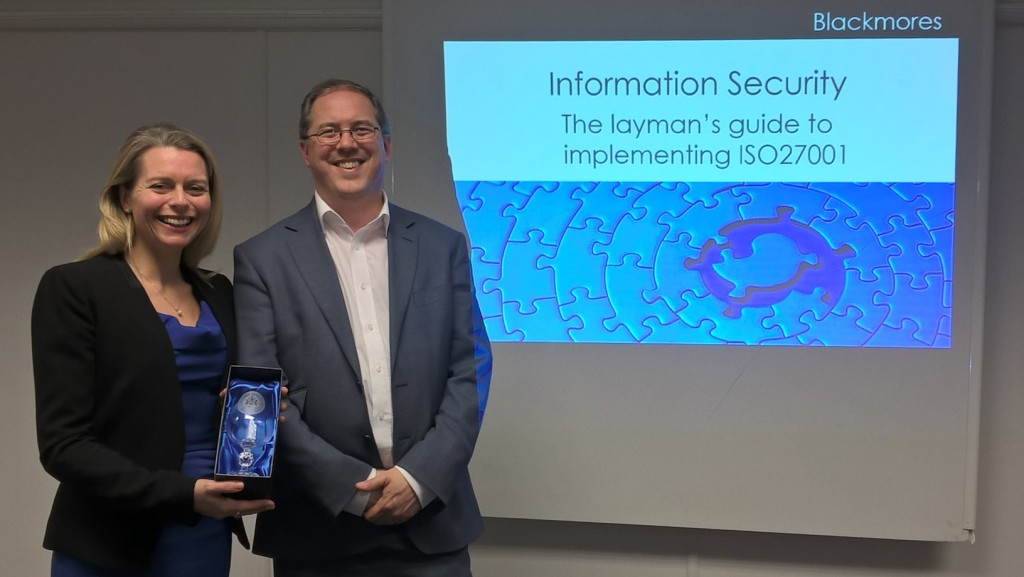Information Security CQI Event
