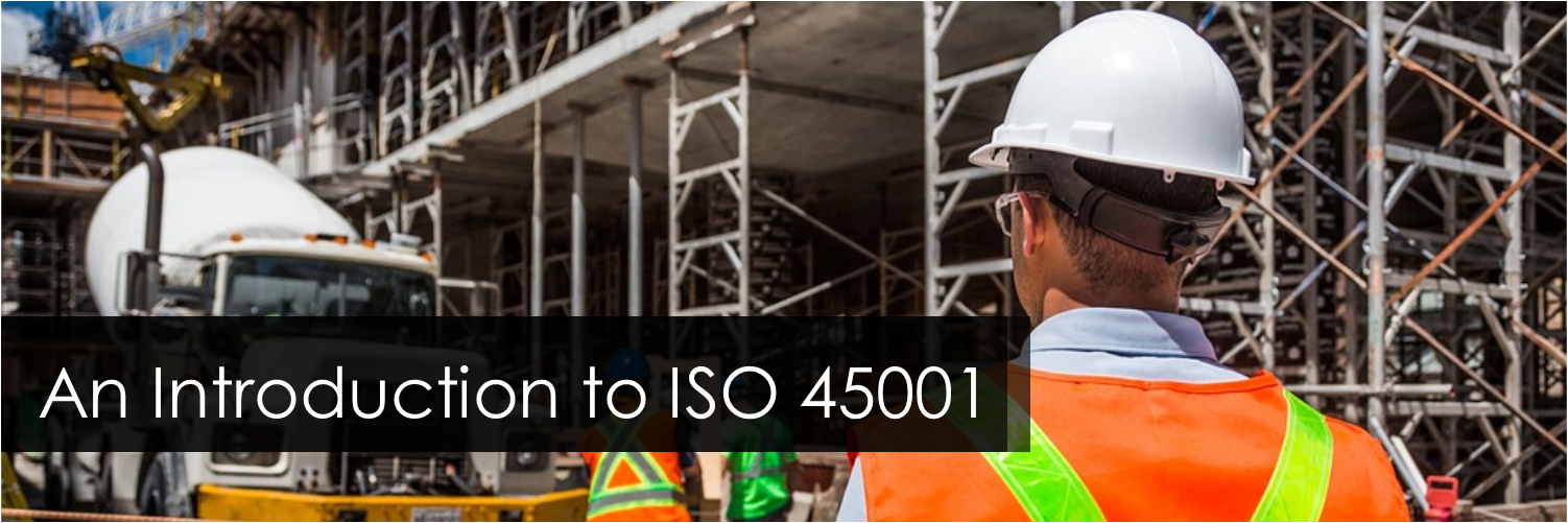 ISO 45001 banner