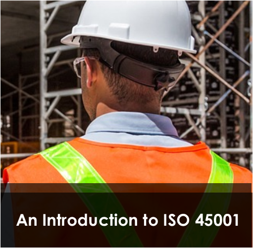 An Introduction to ISO 45001