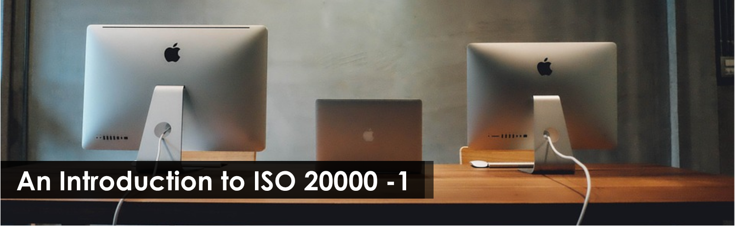 An introduction to ISO 20000-1