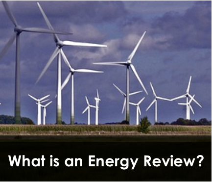 ISO 50001 – What is an Energy Review?