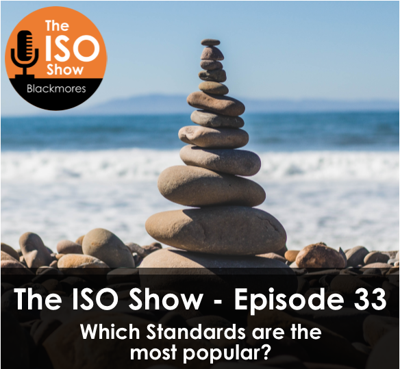 The ISO Show: Episode 33 – Which ISO Standards are the most popular?