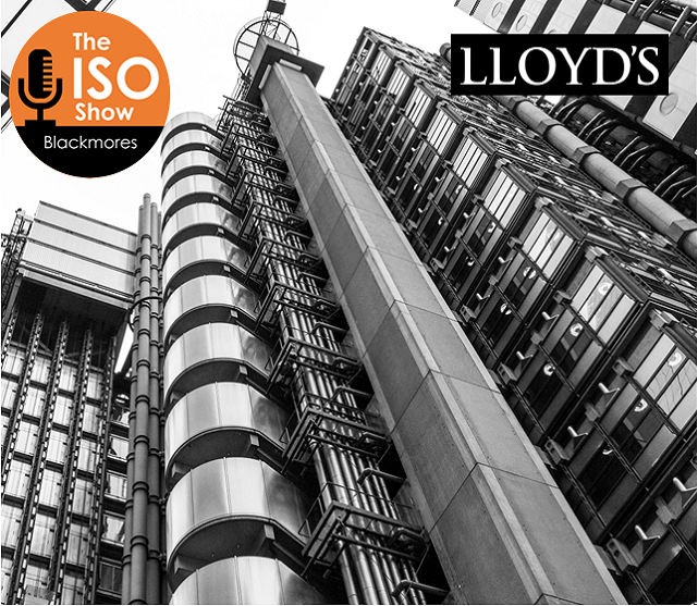 #52 Lloyd's of London shares ISO Journey to HSE certification