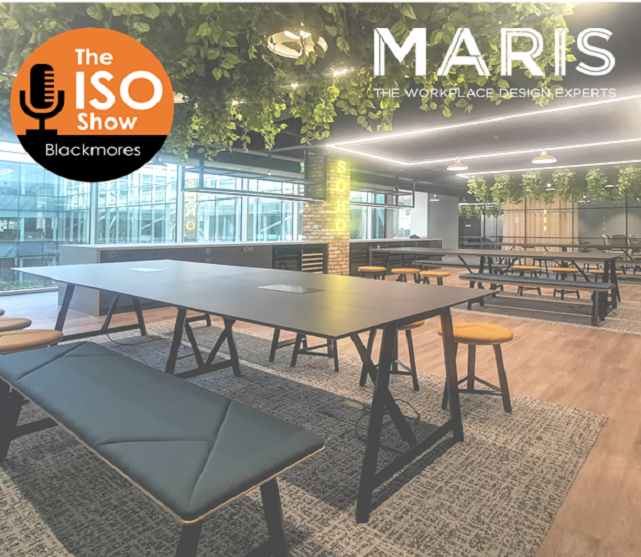 #54 The commercial advantage of multiple ISO Standards with Andy Pavlovic, Maris Interiors