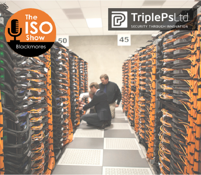 #55 TriplePs and their success with ISO 27001 Information Security With guest Mark Frudd