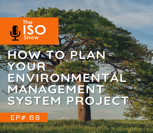 #68 How to plan your Environmental Management System Project