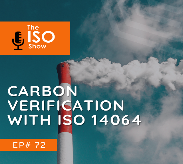 #72 Carbon verification with ISO 14064
