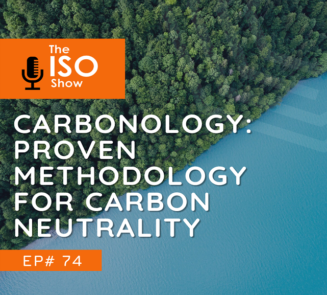 #74 Carbonology  – Proven methodology for Carbon Neutrality