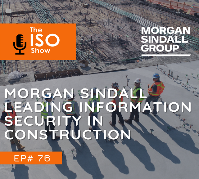 #76 Morgan Sindall Leading Information security in construction