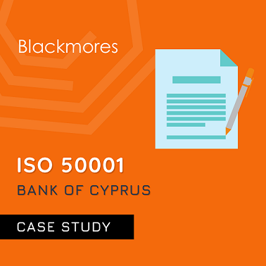 ISO 50001 Case Study for Bank of Cyrpus