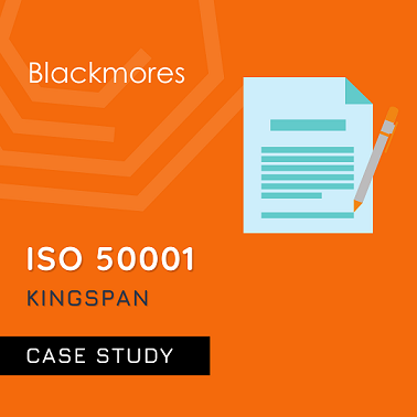 ISO 50001 Case Study for Kingspan