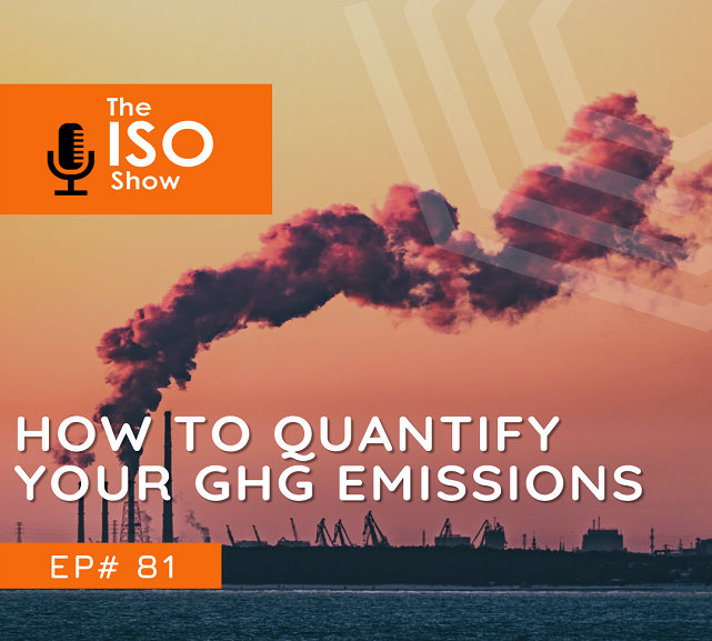 #81 How to quantify your GHG emissions